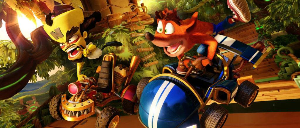 Crash Team Racing Atomix