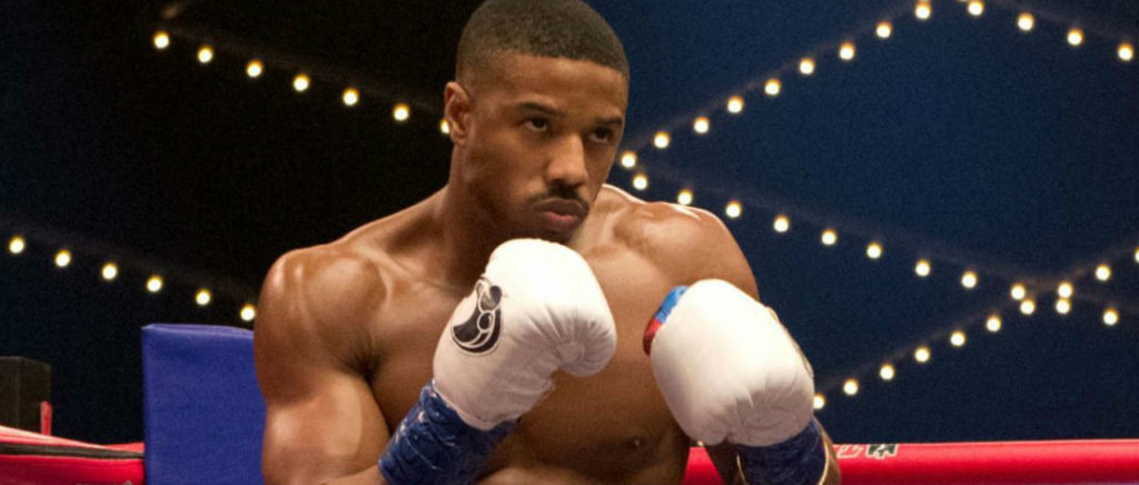 Creed II Michael B Jordan Atomix