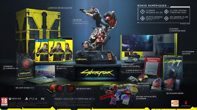 Cyberpunk 2077 Ed Col Atomix