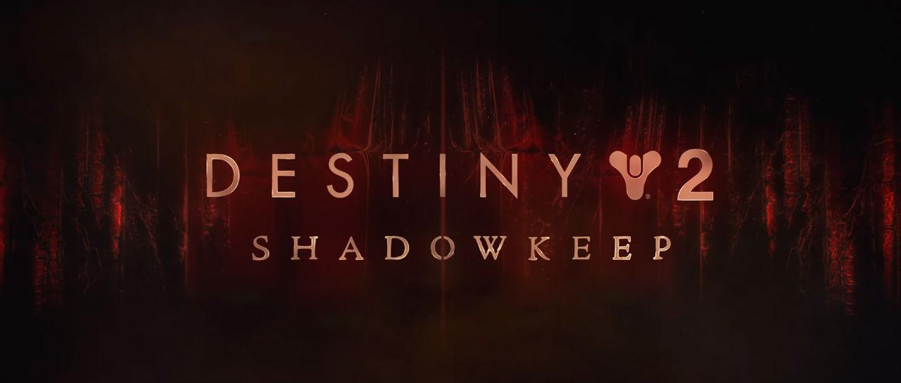 Destiny 2 Shadowkeep Atomix