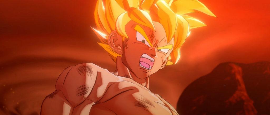 Dragon Ball Z Kakarot Goku Atomix