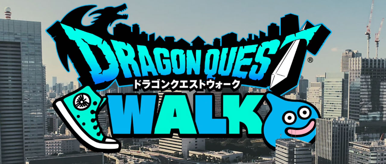 Dragon Quest Walk Atomix