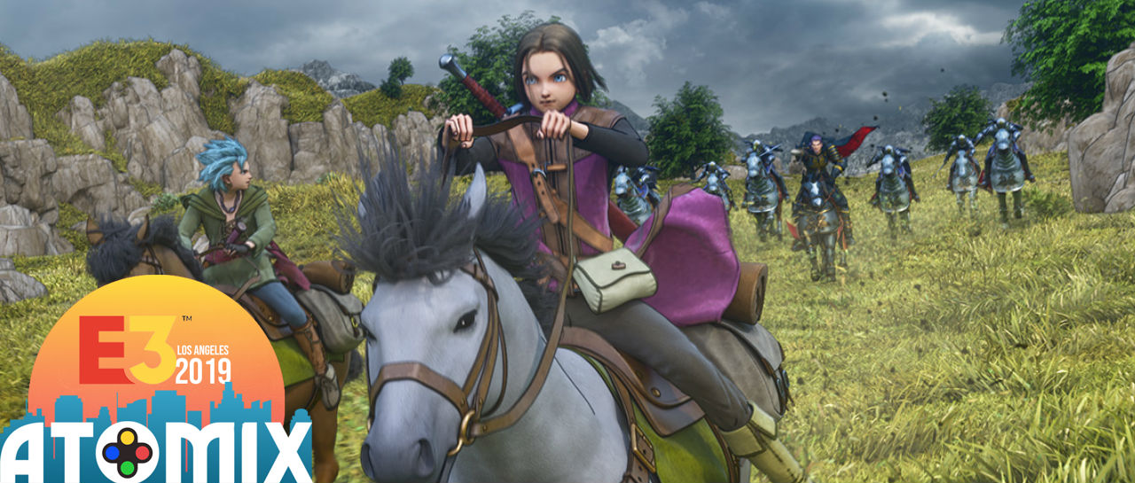 Dragon Quest XI Switch 2019 Atomix