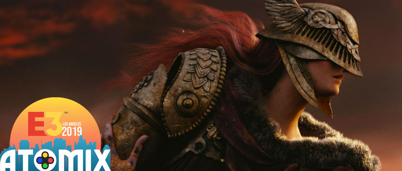 Elden Ring E3 2019 Atomix
