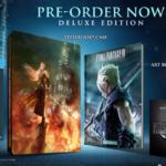 FFVII Remake Deluxe Edition Atomix