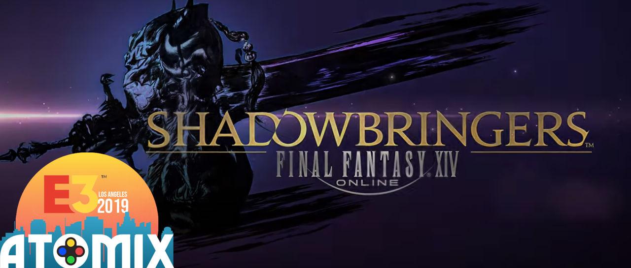 FFXIV Shadowbringers E3 2019 Atomix