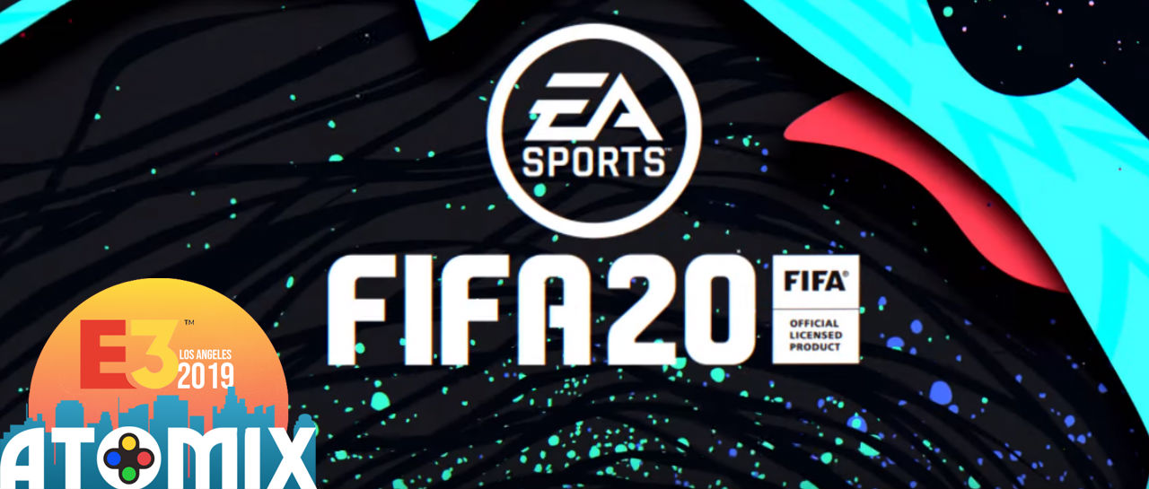 FIFA 20 logo Atomix