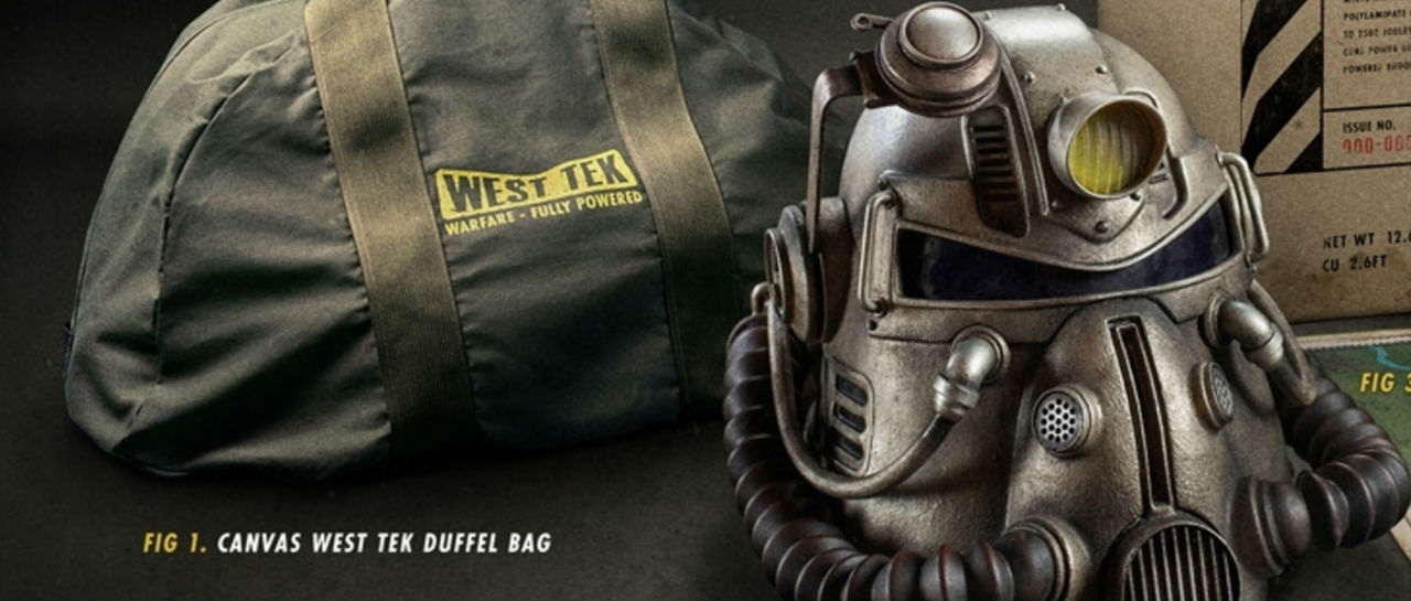Fallout 76 Canvas Bag Atomix