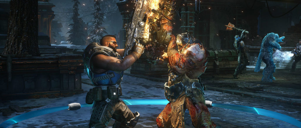 Gears 5 Atomix