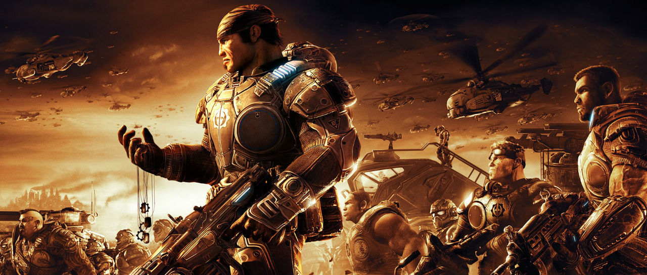Gears of War Atomix