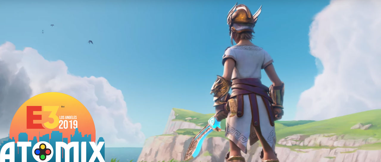Gods and Monsters E3 2019 Atomix