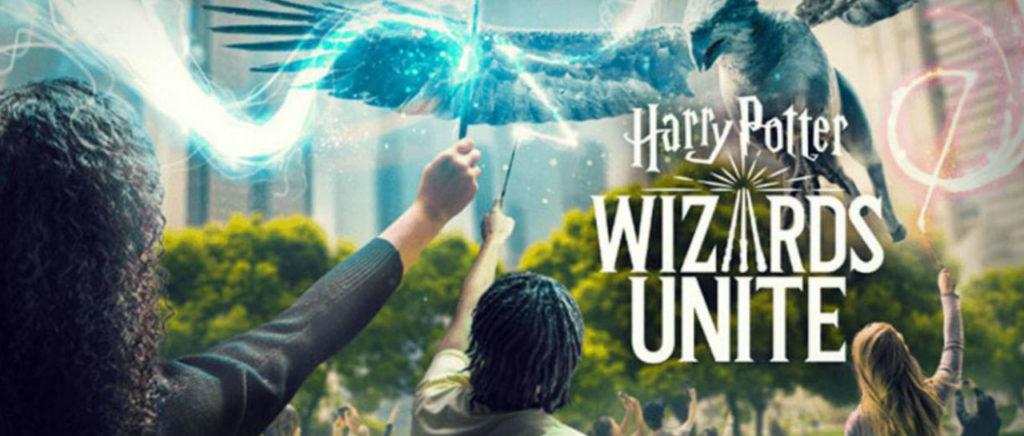 Harry Potter Niantic Atomix