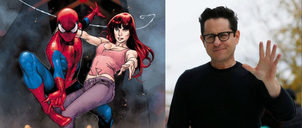 JJ Abrams Spider-Man Atomix