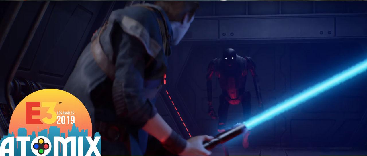 Jedi Fallen Order E3 2019 Atomix
