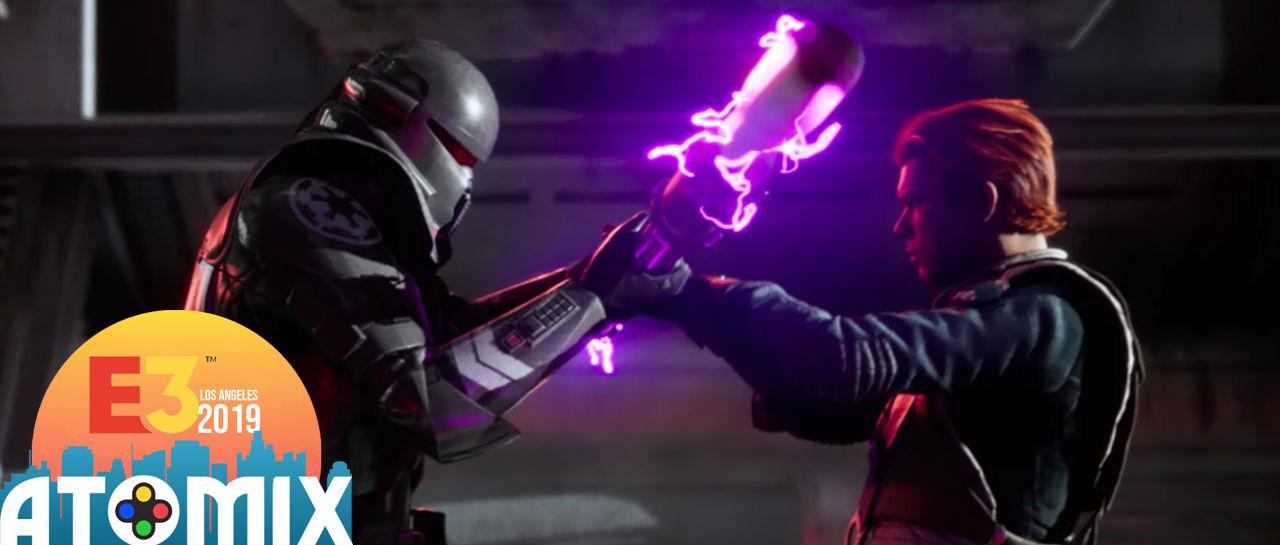 Jedi Fallen Order Gameplay E3 2019 Atomix