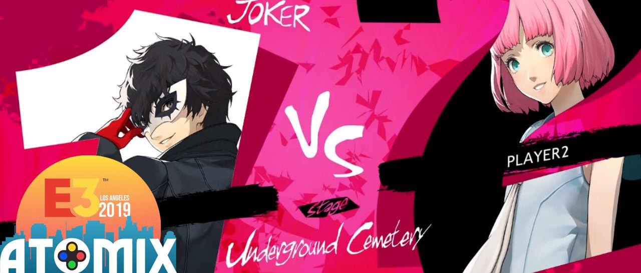Joker Catherine E3 2019 Atomix