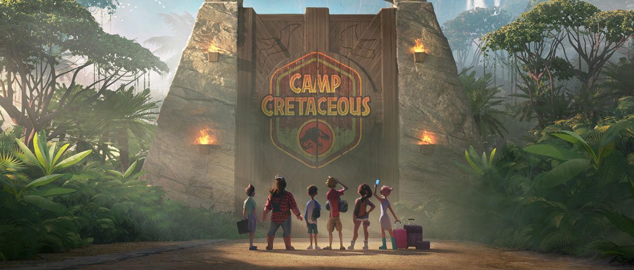 Jurassic World Camp Cretaceous Atomix teaser
