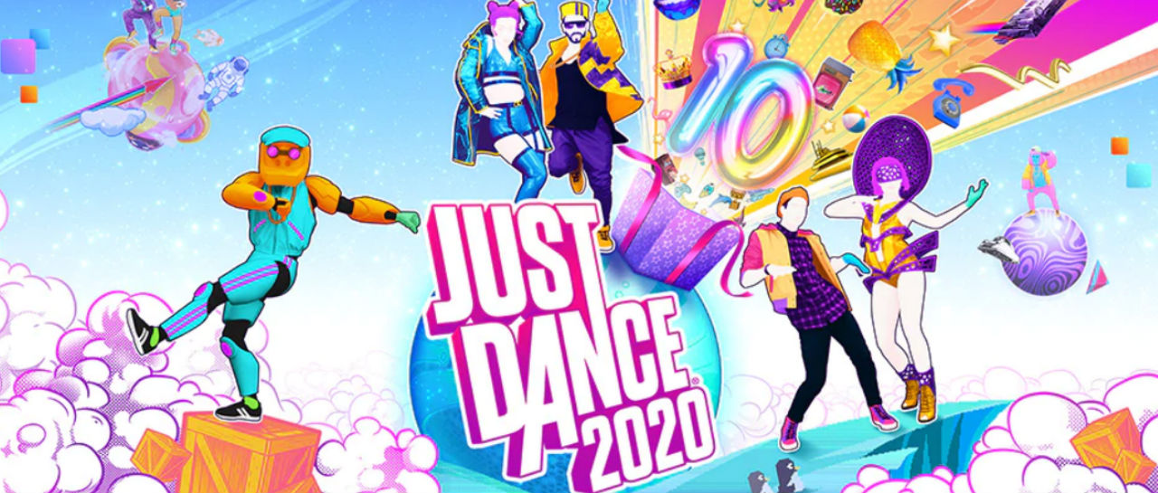Just Dance 2020 Atomix