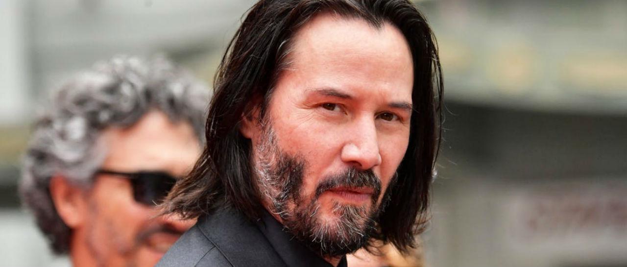 Keanu Reeves Atomix