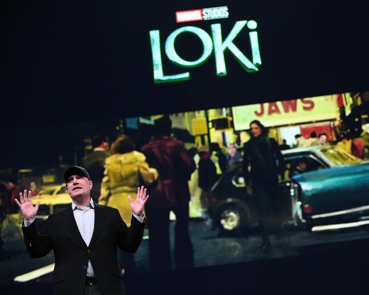 Kevin Feige Loki Atomix