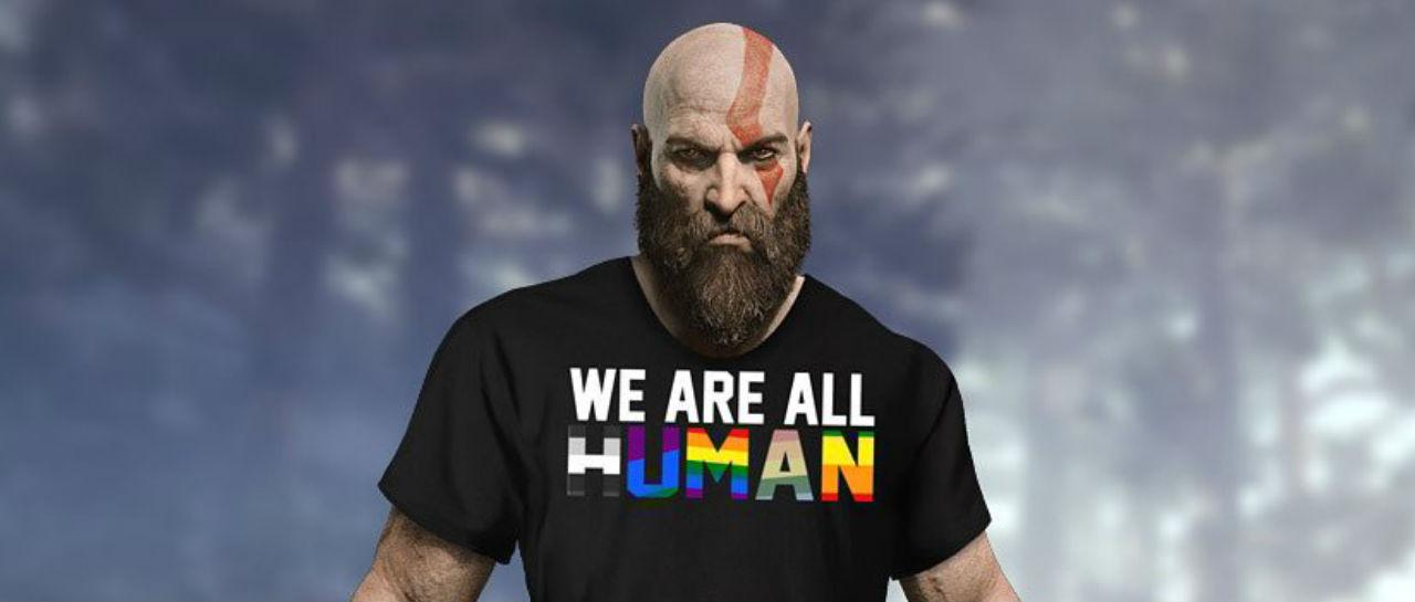 Kratos bisexual Atomix