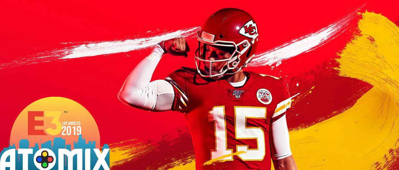 MAdden NFL 20 E3 2019 Atomix
