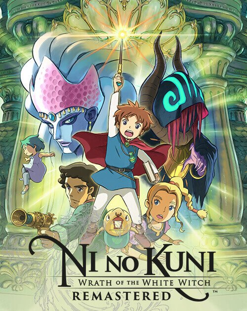 Ni no Kuni Remastered Atomix