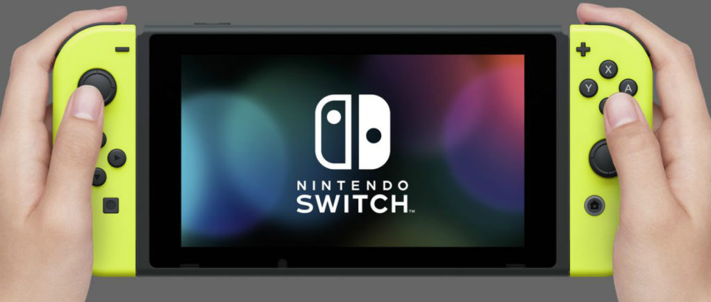 Nintendo Switch 2 Atomix