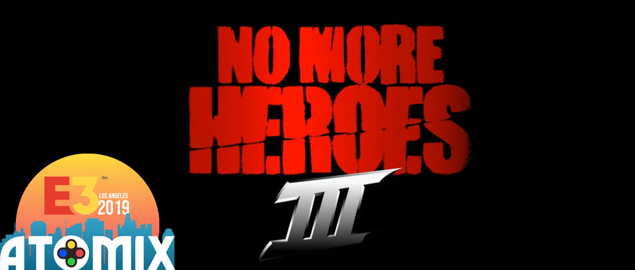 No More Heroes 3 E3 2019 Atomix