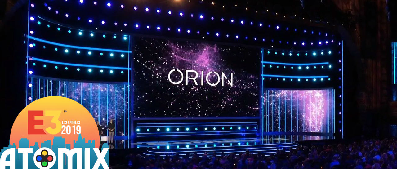 Orion Atomix E3 2019