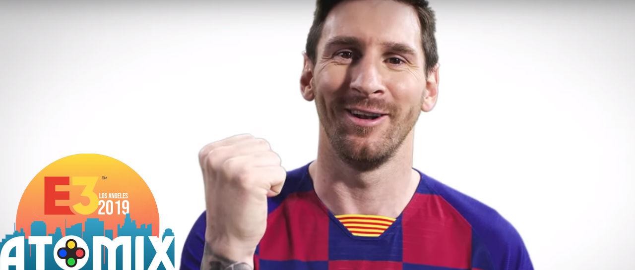 PES 2020 Messi E3 2019 Atomix