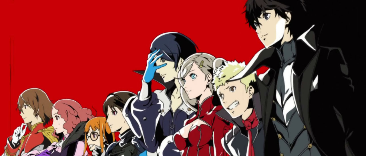 Persona 5 The Royal PS4 Atomix