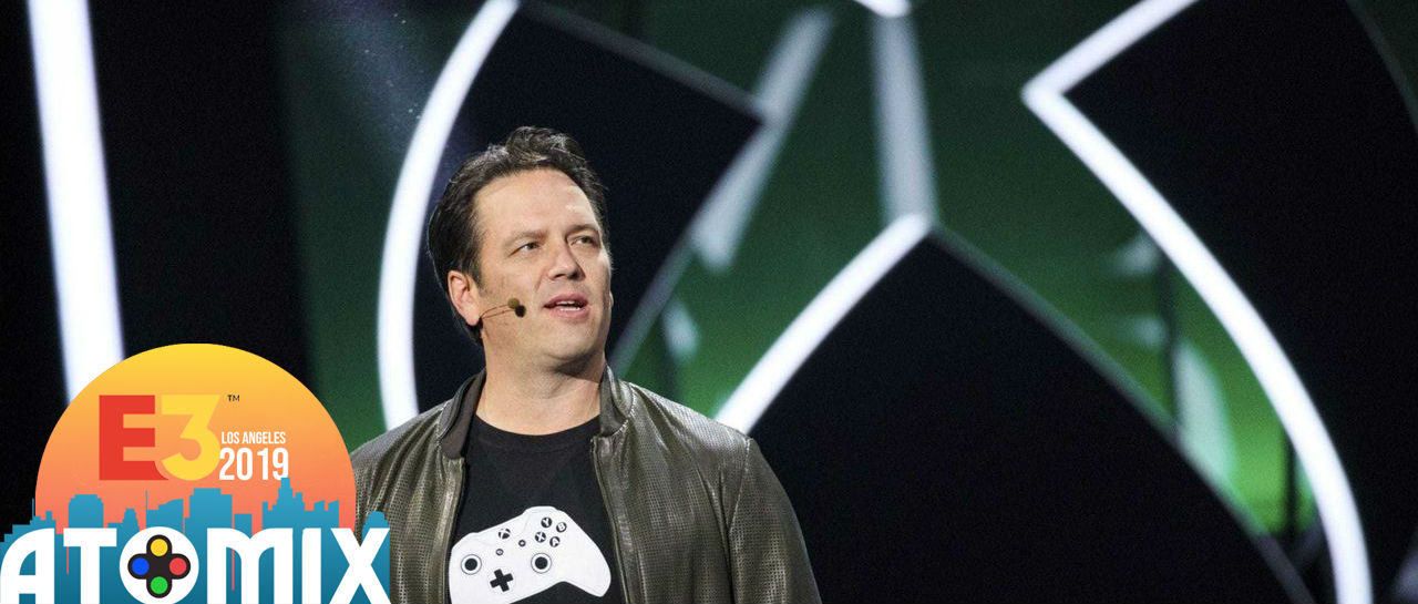 Phil Spencer E3 2019 Atomix