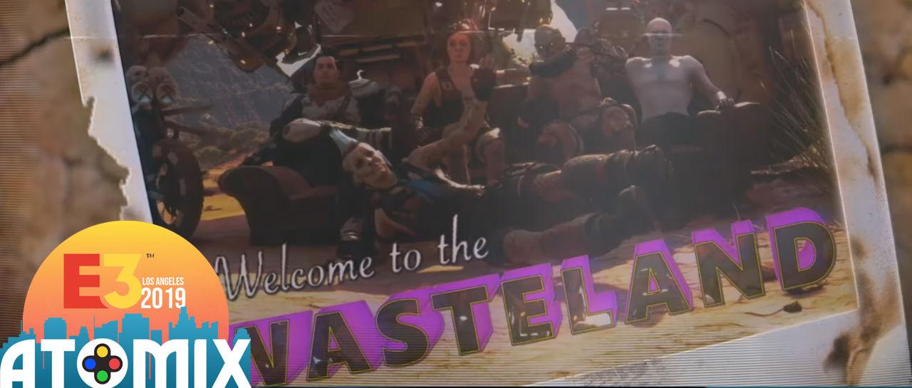 Rage 2 expansion Atomix E3 2019