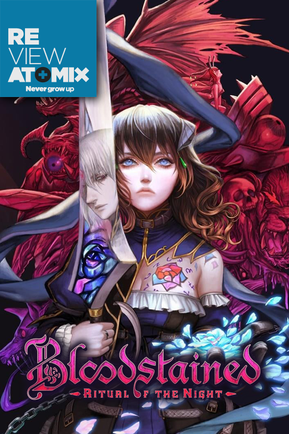 Review Bloodstained Ritual of the Night