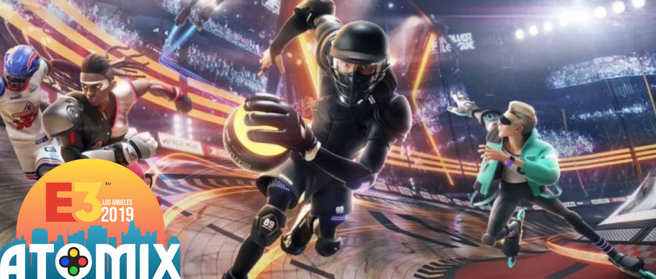 Roller Champions E3 2019 Atomix