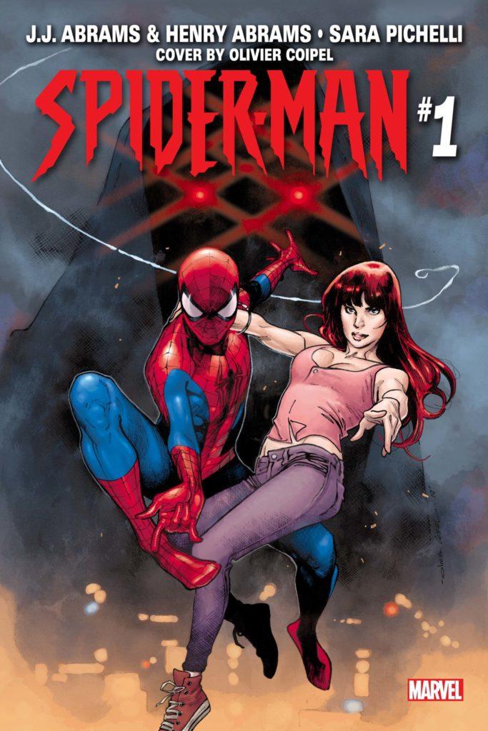 Spider-Man JJ Abrams Marvel Atomix