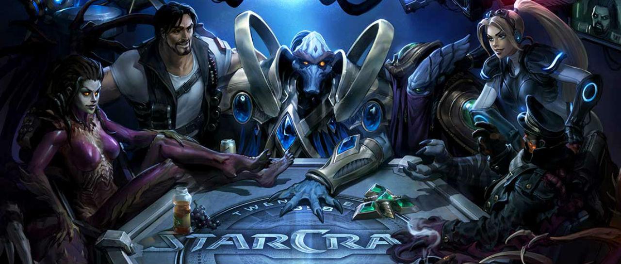 Starcraft II Atomix