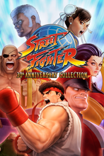 Street Fighter Anniversary Xbox One