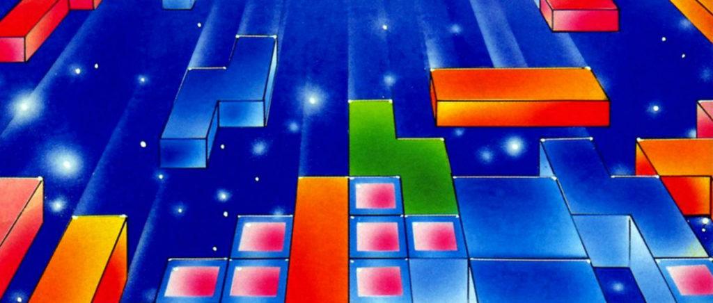 Tetris Atomix