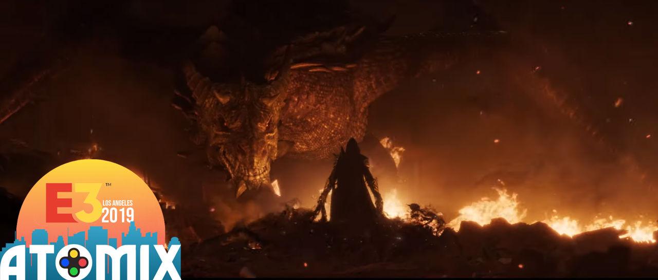 The Elder Scrolls Online Elsweyr Atomix E3 2019