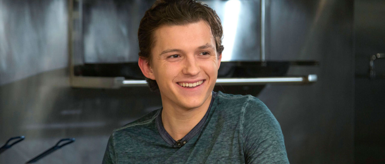 Tom Holland Shutterstock Atomix