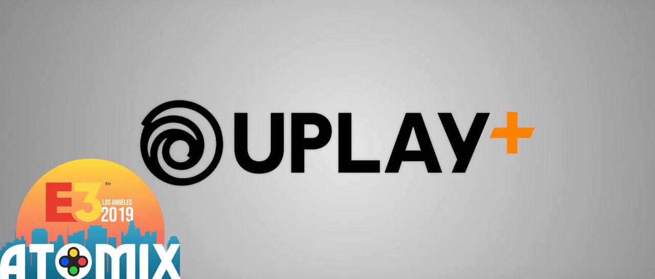 Ubisoft plus E3 2019 Atomix