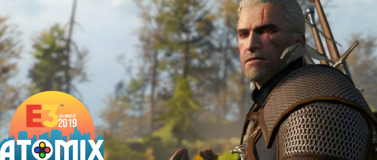 Witcher 3 Switch E3 2019 Atomix