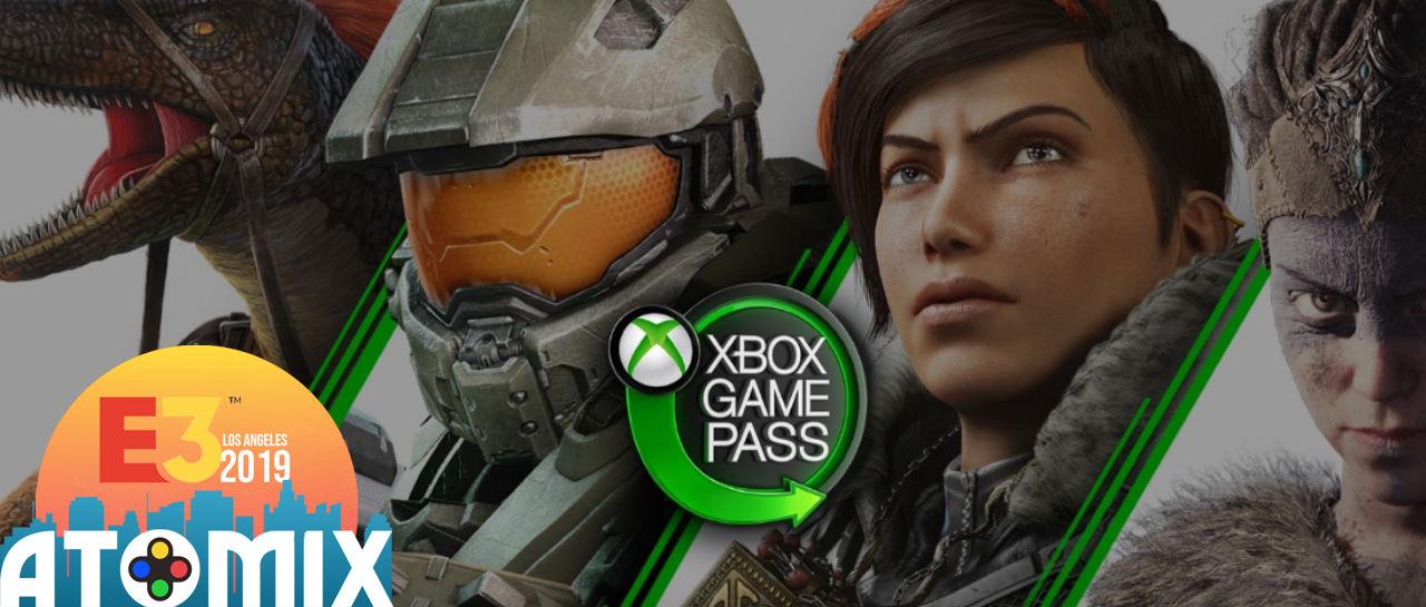 Xbox Game Pass PC E3 2019 Atomix