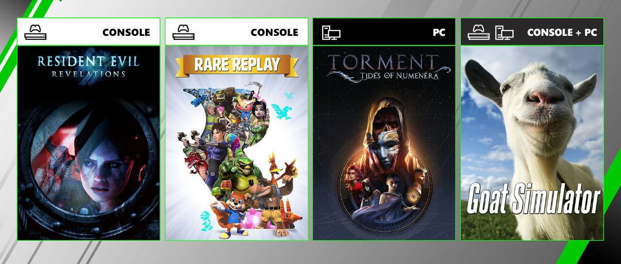 Xbox Game Pass junio Atomix