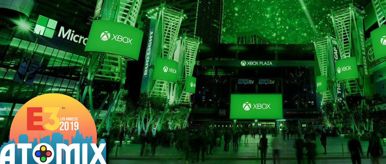 Xbox One E3 2019 Atomix