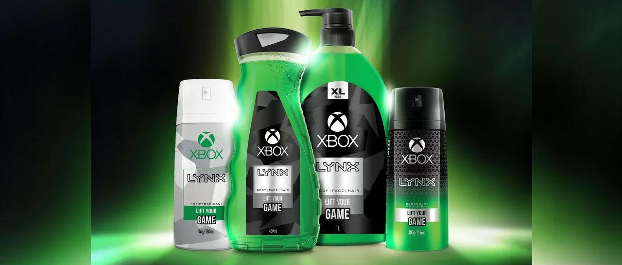 Xbox desodorantes Atomix 2