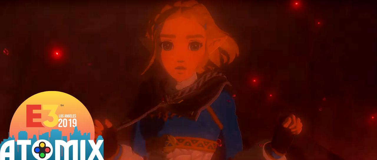 Zelda secuela BoTW E3 2019 Atomix
