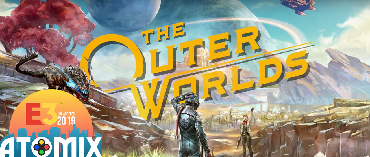 the outer Worlds E3 2019 Atomix